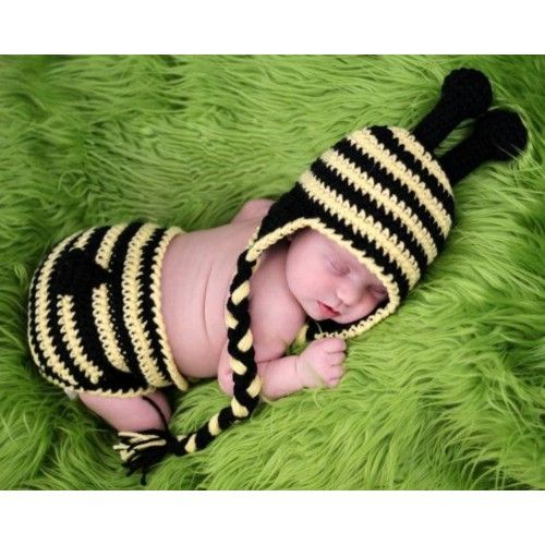 Arı Bebek Kostümü