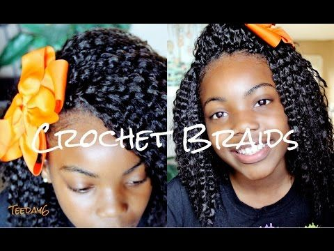 Superb 66 Best Images About Kids Crochet Braids More On Pinterest Short Hairstyles Gunalazisus