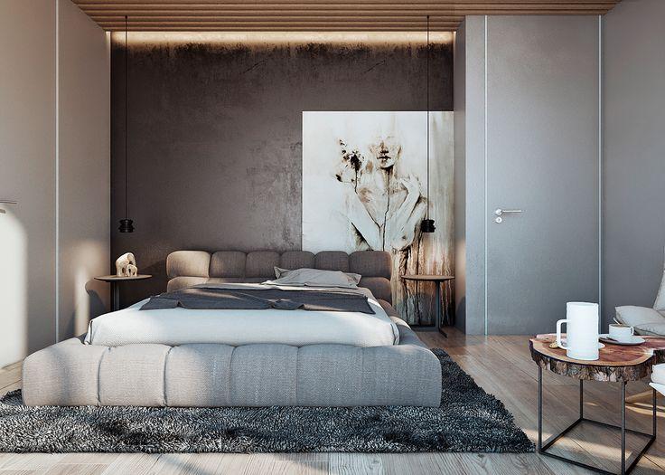 Design moderne intérieur de maison chambres à coucher modernes aménagement de salle de bains maisons de campagne modernes intérieur chambre