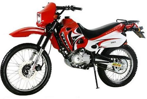 200cc Enduro Dirt Bike - Street Legal! at SaferWholesale.com  SEXYYY!!!