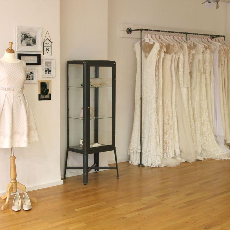 Schön Ladenaustattung Für Einen Brautmodenladen // Shopfitting For A Brides Shop  #interiordesign #interior #
