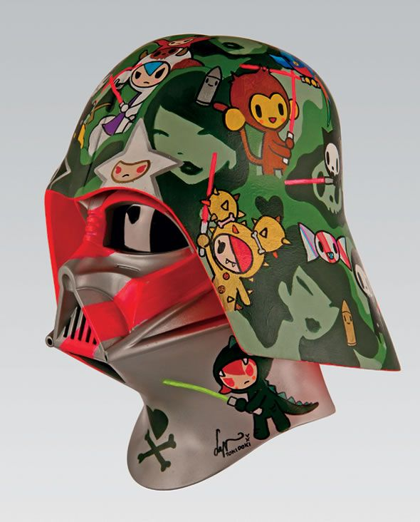 Helmets Can't Get Cooler than This – The Darth Vader Helmet