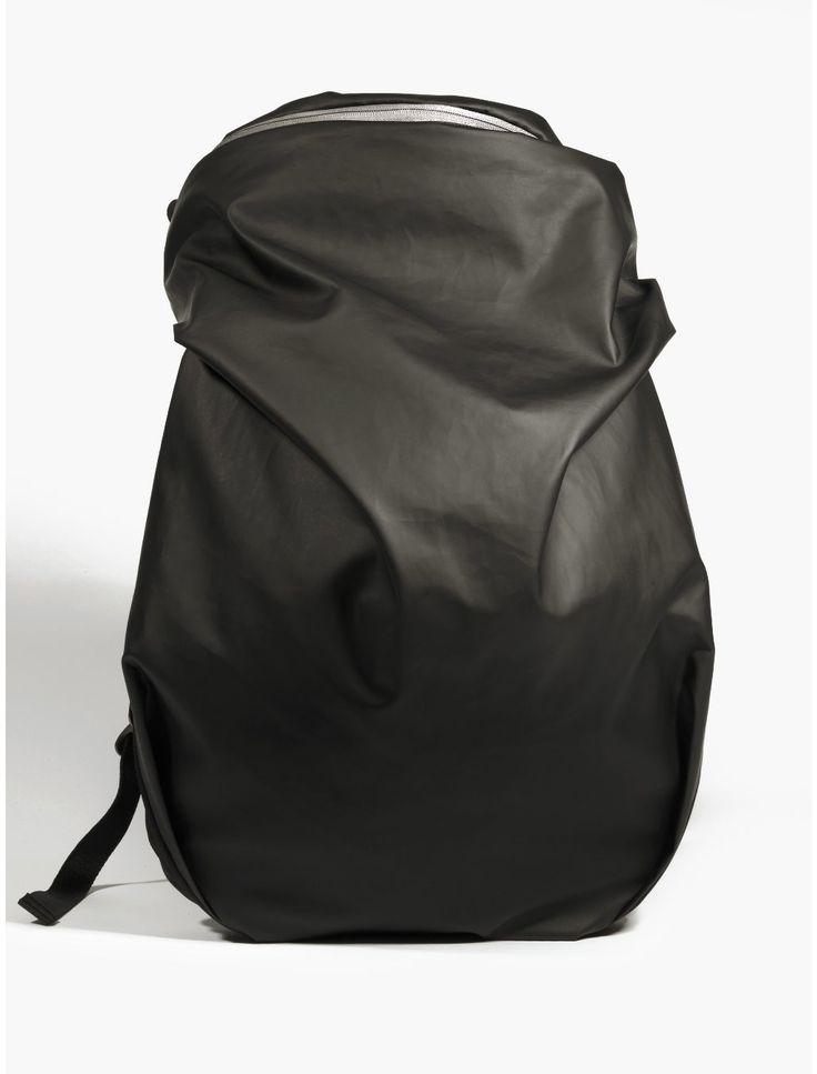 Cote&Ciel Black Nile 15-Inch Backpack | oki-ni
