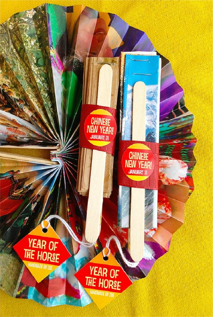 New Year Calendar Craft : Best chinese new year activity ideas for seniors images