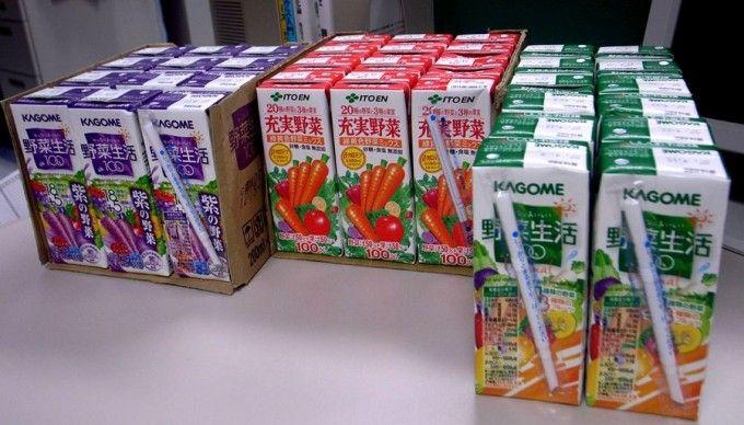 加熱・農薬・添加物。野菜ジュースで栄養が摂れない3つの理由。得られるのは糖分と満足感だけ。