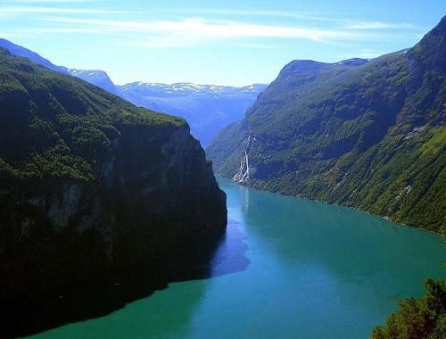 Norway Facts for Kids: Geography, Animals, Attractions, People
