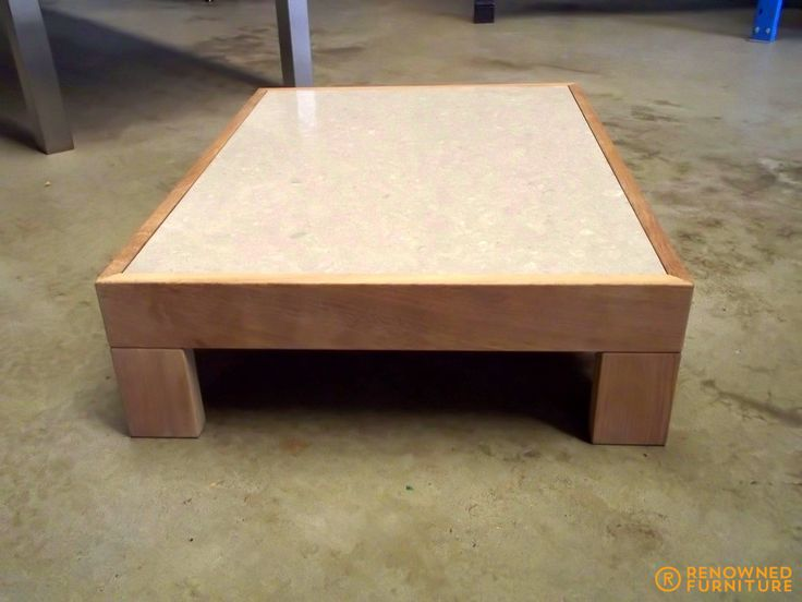 Granite Coffee Table  What do you do with excess granite or stone when building a new kitchen benchtop?  Don't waste it, re-purpose it. This client chose to use it to make a beautiful matching coffee table.  Framed in teak, this coffee or occasional table is suitable for both indoor and outdoor use.  You could also use it to make a prep trolley or stand up bar table for your outdoor area.  http://renownedfurniture.com.au/custom-made/granite-coffee-table/  #throwbackthursday #tbt #beautiful