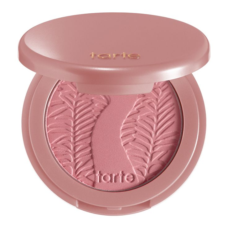 Tarte Amazonian Clay 12-Hour Blush | Paaarty (mine is much less pink than this shows; looks the same as Maybe Baby from Silk Naturals)