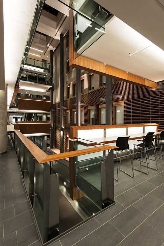 Gallery Of University Ottawa KWC Architects Diamond Schmitt