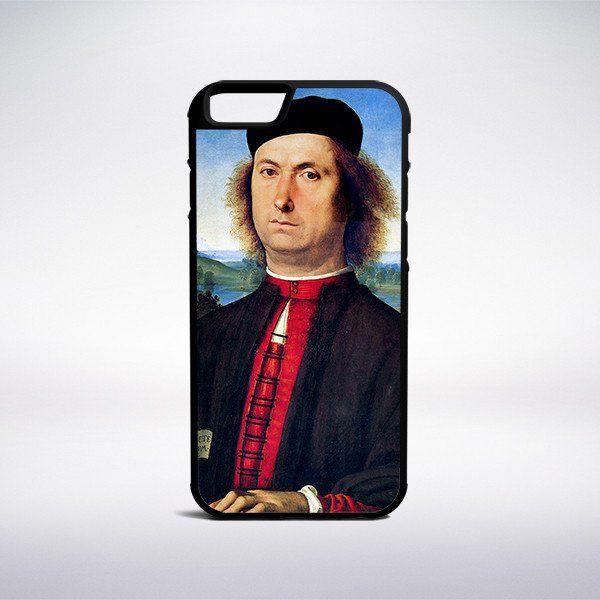 Pietro Perugino - Francesco Delle Opere Phone Case – Muse Phone Cases