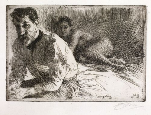 260 best images about anders zorn on pinterest irish girls models and artworks. Black Bedroom Furniture Sets. Home Design Ideas