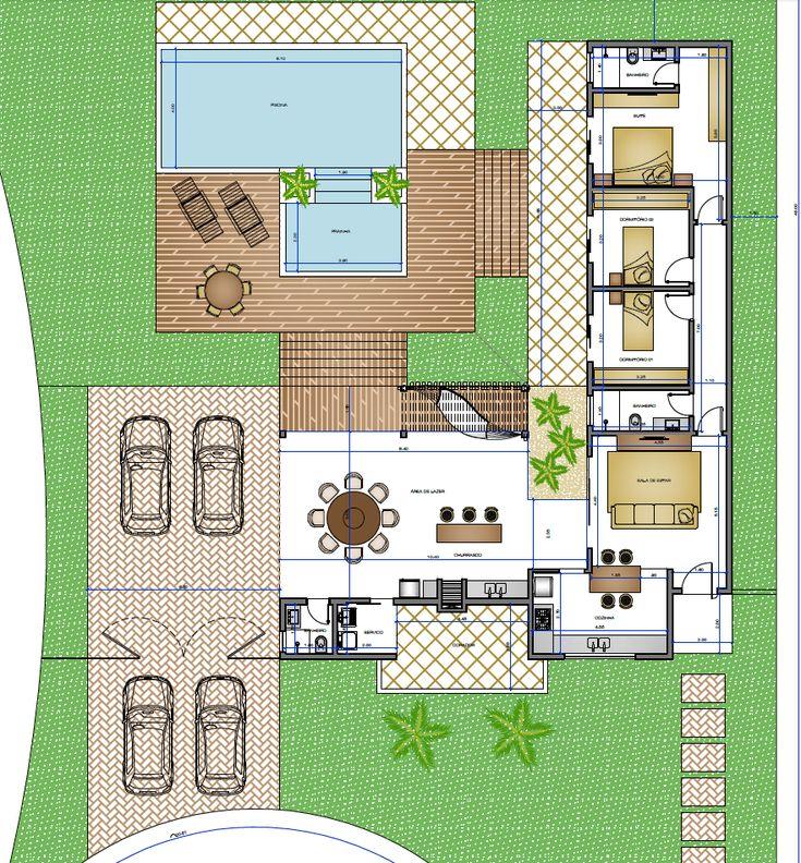 Diário de construção de uma chácara: Projeto Final