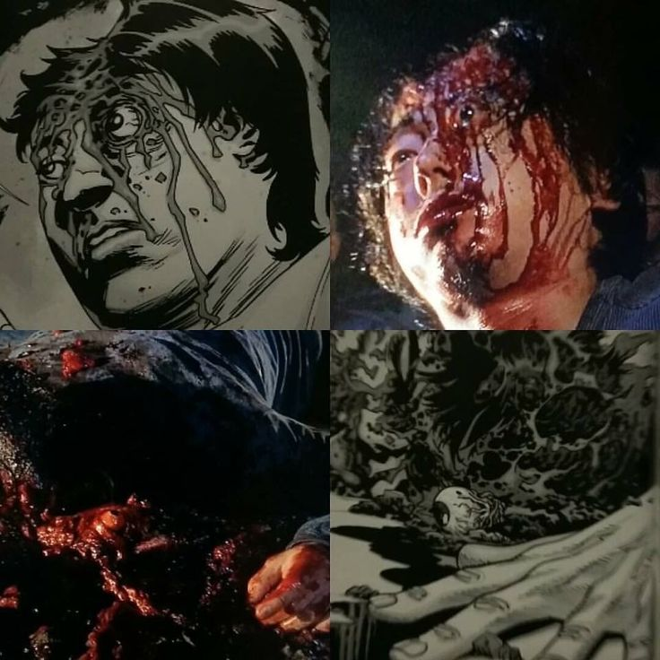 Absolutely the most painful & saddest death ever on The Walking Dead!