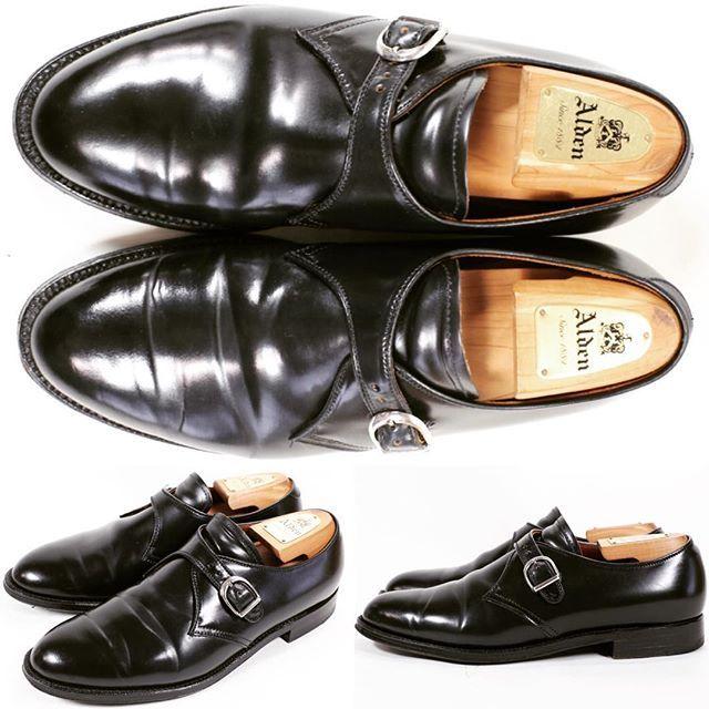 2017/11/11 22:45:29 shoesaholic1 ALDEN CORDOVAN SINGLE MONK. * オールデンのコードバンモデルのなかでもレアなシングルモンクです😁 * コードバンのモンクモデルは非常に少ないのですが、さすがオールデンは完成度が高いですね! * ITEM ID : 492 * #alden  #オールデン #cordovan  #コードバン  #シューホリック #shoes #Mensshoes #shoepolish #boots  #Mensfashion #bespoke #tailar #stylish #fashiongram #instastyle #lookbook #luxury #gentleman #styleforum #ootd #高級靴 #靴磨き #足元くら部 #足元倶楽部  #高級 #オールデン #パラブーツ #ジョンロブ #エドワードグリーン  #クロケットアンドジョーンズ