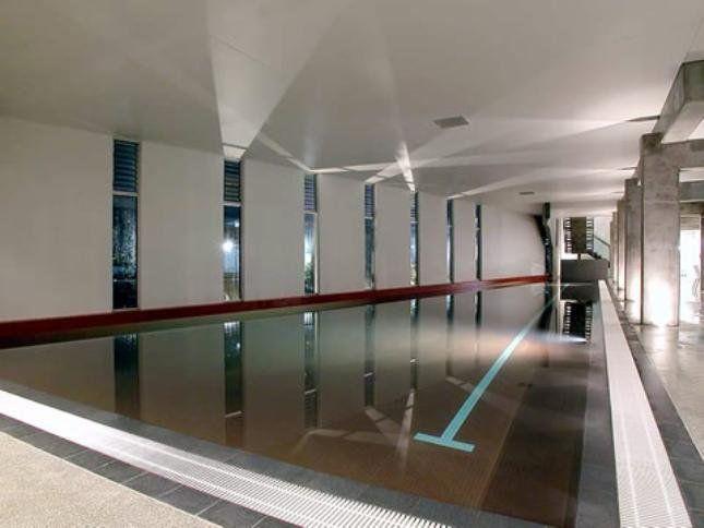 Q1 Resort - Indoor Pool - Q1 Resort Accommodation