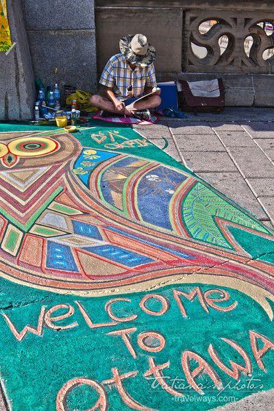 Welcome to Ottawa street art