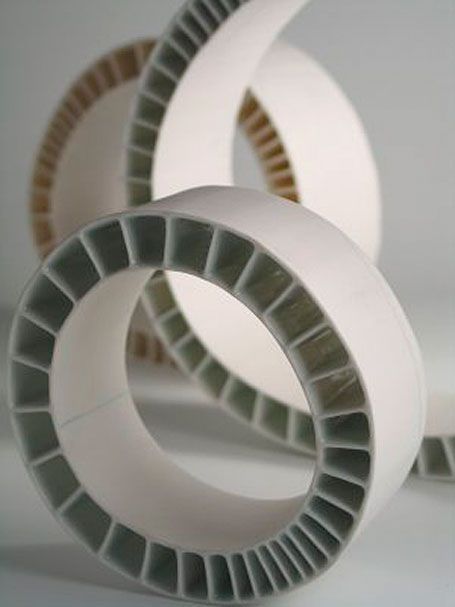 Ceramic works by Brisbane-based ceramicist Kenji Uranishi made during his artist residency at ANU.: