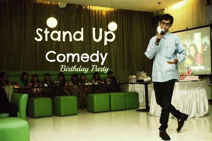 Me @ Birthday Party