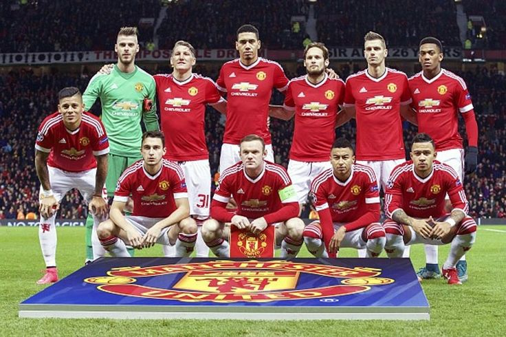 Mancheter United during Champions League Night 2015-16 at Old Trafford