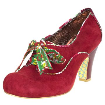 Irregular choice shoe Summer Berries