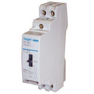 Hager sas - Accessoires pour chauffe-eau - Contacteur jour/nuit NF HAGER - : ETC225: Cet article Hager sas - Accessoires pour chauffe-eau -…