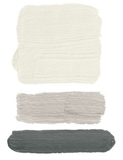 Possible paint palette for staircase