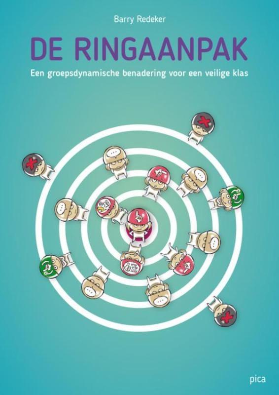 De ringaanpak : een groepsdynamische benadering voor een veilige klas - Barry Redeker - #Groepsdynamica #Kinderen - plaatsnr. 305.2/015