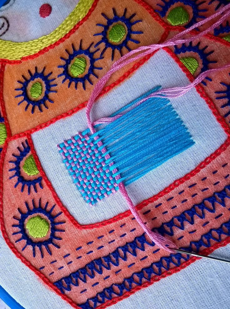 Woven filling WIP