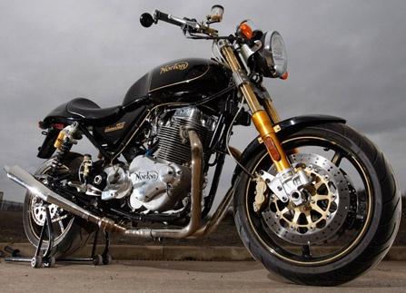 Norton Motorcycles (Canada) Ltd.