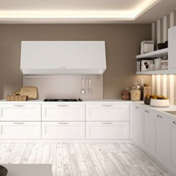 The Ginevra Kitchen Range By Berloni Kitchens, Is Inspired By The North,  Where Aesthetics