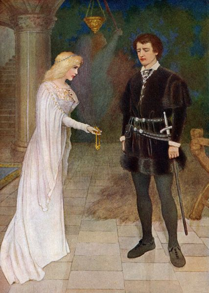 Hamlet's Treatment Of Ophelia And Gertrude