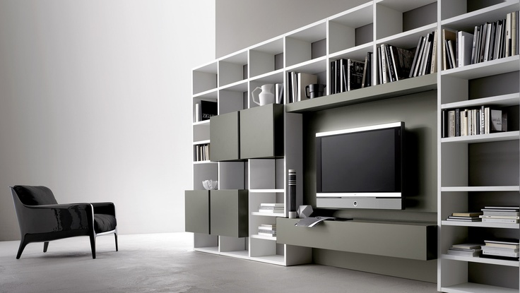 TV & Wall Systems #Interiors
