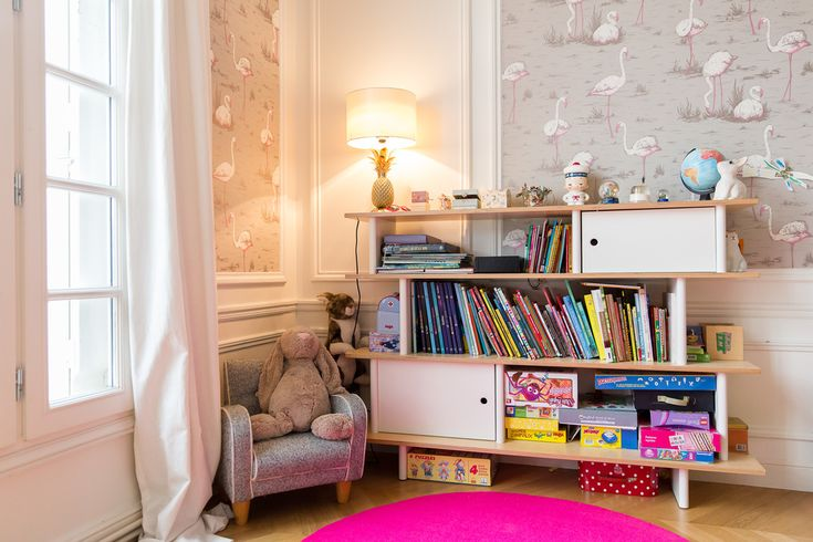 103 best images about kids design on pinterest eames - Meuble rangement jouet fille ...