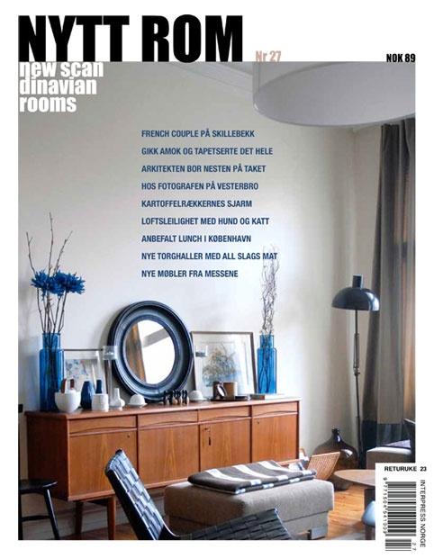 Nytt Rom, my favourite magazine