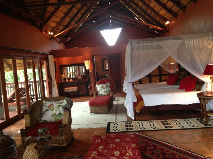 Thula Thula Private Game Reserve 2 hours North of Durban KZN - Suite Imperiale