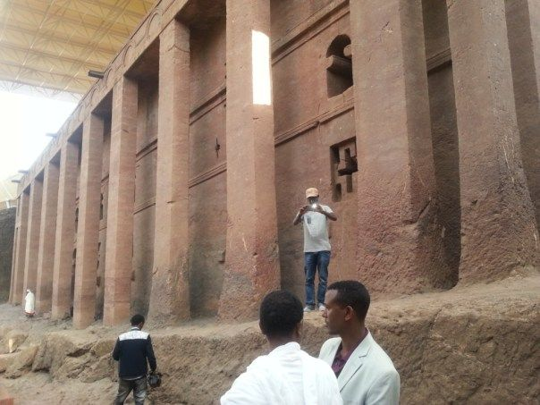Lalibela is a city greater than words, nothing can prepare you for his atmosphere and nothing can describe it!-President Professor Dr. Anton Caragea.