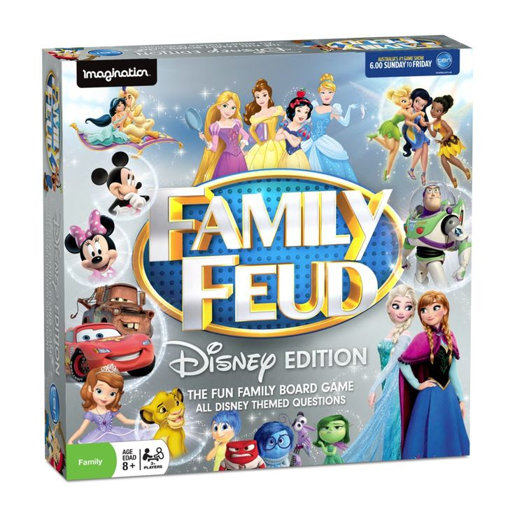 Board Games Toys R Us : Family feud disney board game toys r us australia