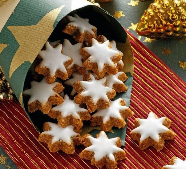 Загрузка... 1) Сахарное печенье Снежинки Ингредиенты: ● 3 чашки (390 грамм) муки ● 1/2 чайной ложки соли ● 1 чайная ложка соды для выпечки ● […]