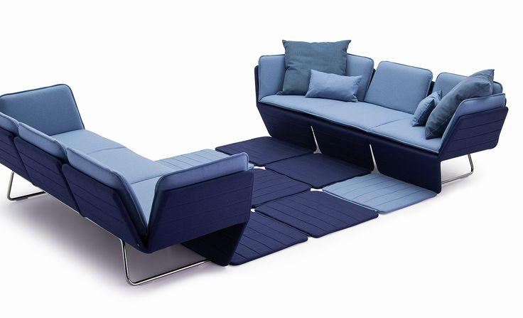 ORIGONO Chairs and Sofa's by NOTI www.dotorangedesign.com