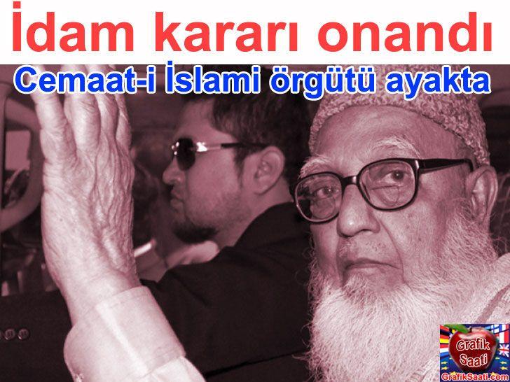 Abdülkadir Molla'nın idam kararı onandı - cemaat-i islami meadle east radical islamist organizations news