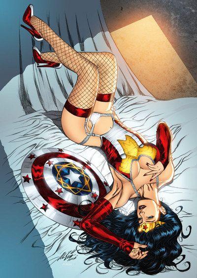 Sexy Wonder Woman