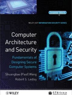 Computer Architecture and Security free download by Shuangbao Paul Wang Robert S. Ledley ISBN: 9781118168813 with BooksBob. Fast and free eBooks download.  The post Computer Architecture and Security Free Download appeared first on Booksbob.com.