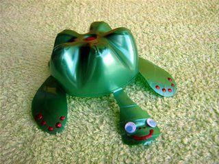 Tortuga reciclada