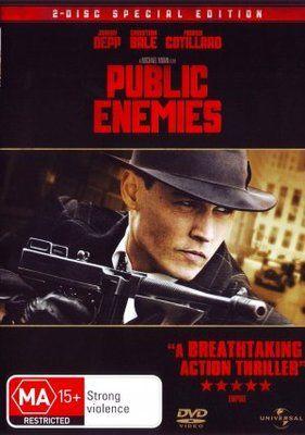 Public Enemies (2009) movie #poster, #tshirt, #mousepad, #movieposters2