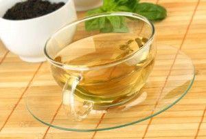 Miracle mixture!  Alkaline water and green tea - waterionizer.com