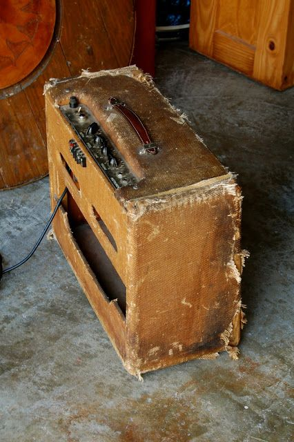 1957 Fender Vibrolux | galasso guitars