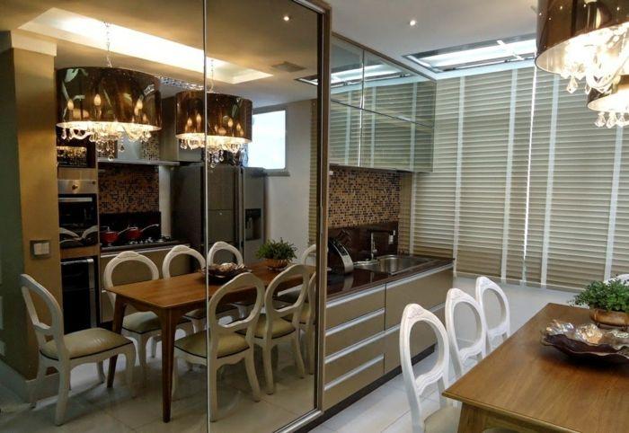 331 best k che images on pinterest kitchen ideas modern. Black Bedroom Furniture Sets. Home Design Ideas