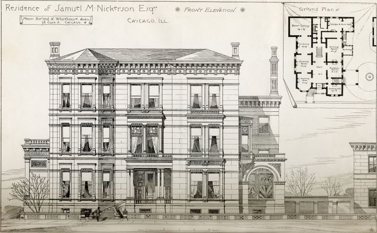7 Best Images About History Of The Driehaus Museum On
