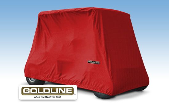 Heavy Duty Golf Cart Cover by Greenline *4 passenger