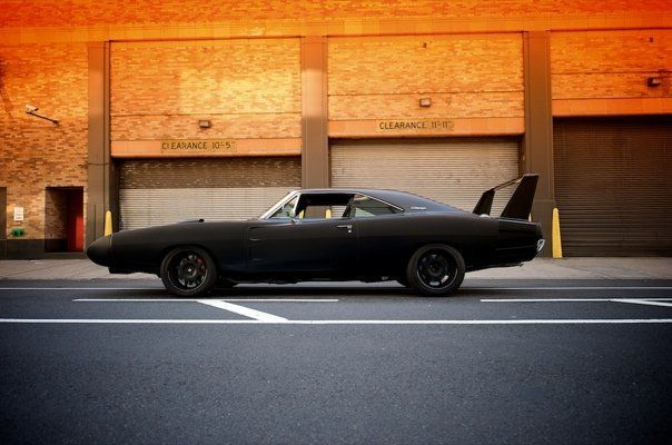 1969 Dodge Daytona Tribute
